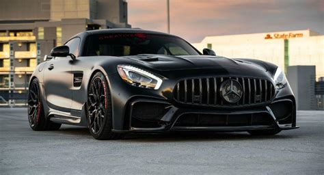 The experience from the amg gt3 and amg gt4 racing cars entered into the development. Mercedes-AMG GT S With 656 HP Upgrade Dwarfs The Pro | Carscoops