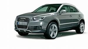 Futur Audi Q3 : le futur audi q3 sur la route ~ Medecine-chirurgie-esthetiques.com Avis de Voitures