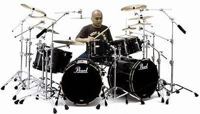 Drums Animated Studio Pearl Graphics Rem Drummer