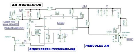 Linear Amplifier With Mosfets Problem Free Radio