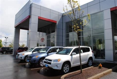 Lithia Toyota Springfield by Lithia Toyota Scion Of Springfield Car Dealership In