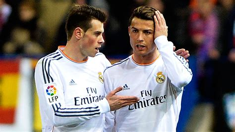 Real Madrid's Cristiano Ronaldo and Gareth Bale fit for ...