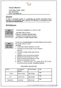 Accountant Resume Sles by Mechanical Engineering Resume Format Page 2 Career
