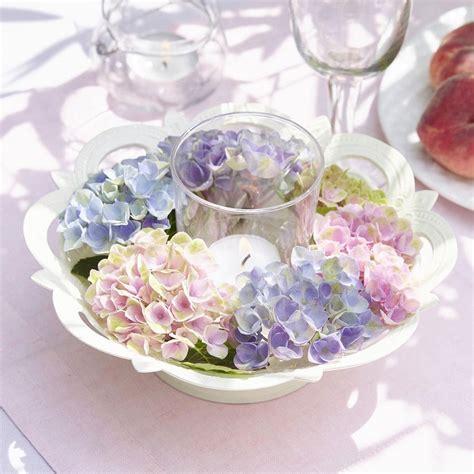 deko ideen 5 romantische deko ideen mit hortensien