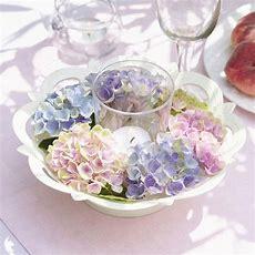 5 Romantische Dekoideen Mit Hortensien