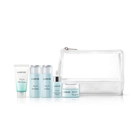 Harga Laneige Trial Kit White Dew skincare white dew trial kit laneige int