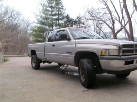 buy used 1998 dodge 2500 4x4 cummins diesel 5 speed in fort mitchell kentucky united states