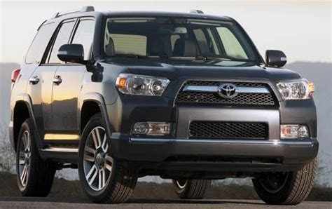 airbag deployment 2001 toyota 4runner parking system used 2011 toyota 4runner pricing for sale edmunds