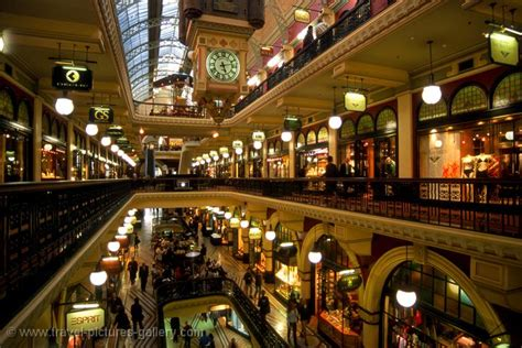 pictures of australia sydney 0009 shopping at the qvb queen victoria building