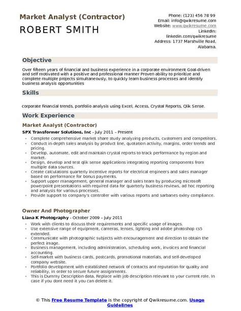 Market Analyst Resume Samples  Qwikresume. Prepare A Resume Online Template. Proposal Argument Essay. Project Time Tracking Spreadsheet Template. Word Apa Template 6th Edition Template. Shirt Templates. Template For Fundraiser Flyer Template. Office Closed For Christmas Sign Template. Letter Of Agreement Between Two Parties Image