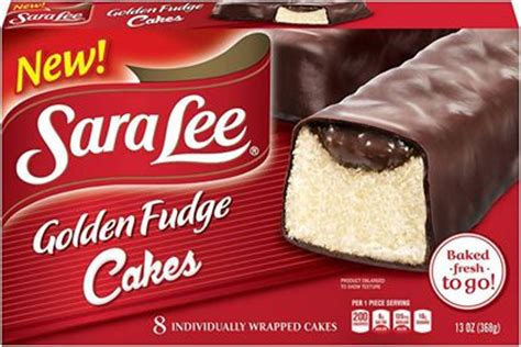 He even adds a layer in the middle of the cake! Sara Lee Snack Cakes Only $1.54 at Target