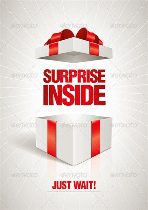 surprise  gift box  sgursozlu graphicriver