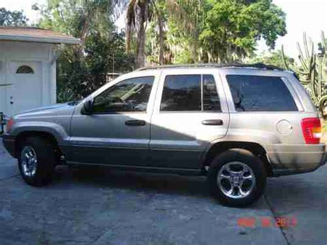 jeep cherokee sport 2002 buy new 2002 jeep grand cherokee laredo sport utility 4