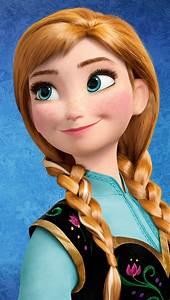 Frozen Princess Anna Wallpaper - Free iPhone Wallpapers
