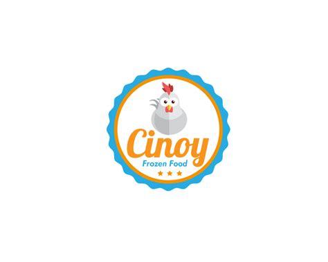 contoh logo makanan frozen jasa desain grafis
