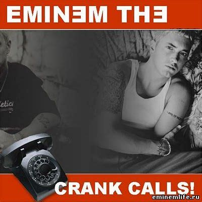 crank phone calls eminem crank calls 2000 скачать бесплатно альбомы и