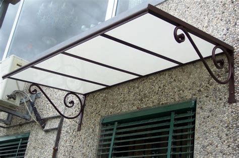 costruire una tettoia in ferro come costruire una tettoia pergole e tettoie da giardino