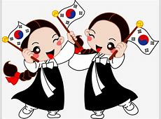 South Korea Little Girl, Korea, Little Girl, Flag PNG and