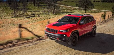 New 2019 Jeep Cherokee For Sale Near Chicago, Il