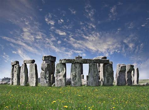 Stonehenge  World Famous Stone Monument Salisbury