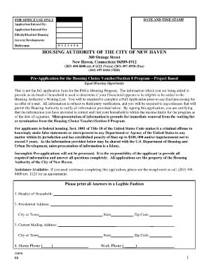 section 8 application form apply for section 8 connecticut fill