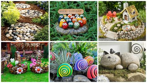19 impressive garden decorations that everyone can make