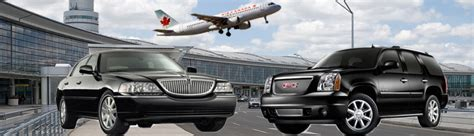 Limo Ride To Airport by Bank Airport Car Service Limo Service