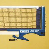 Stiga Pro Clip Net Set