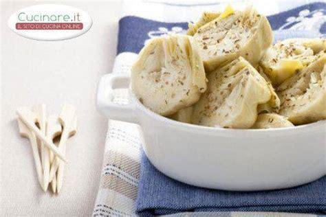 ricette per cucinare carciofi carciofi trifolati cucinare it