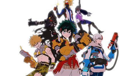 Download 2560x1440 Wallpaper Anime Boku No Hero Academia