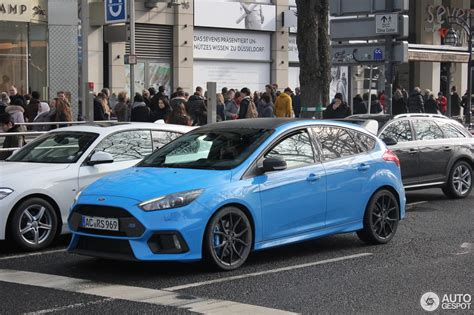 Ford Performance Focus Rs by Ford Focus Rs Performance Limited Edition 2018 3 March