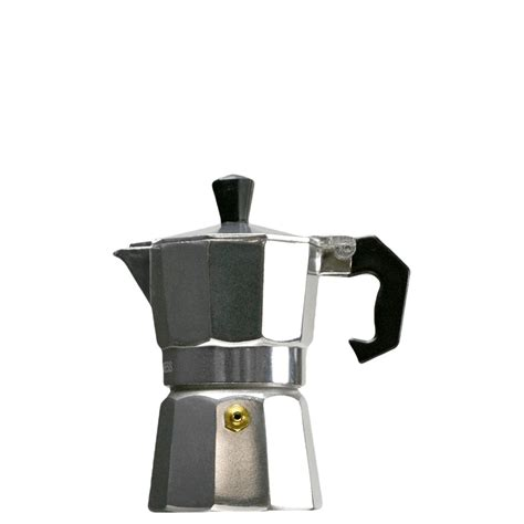 $10.00 coupon applied at checkout. Aluminum Stovetop Espresso Coffee Maker 1 Cup - Primula