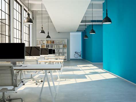 office paint colors  improve productivity
