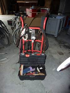 Diable Pour Transporter Matériel : tuto chariot pour transporter le mat riel ~ Edinachiropracticcenter.com Idées de Décoration