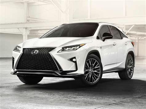 lexus rx  review hybrid exterior interior