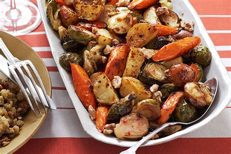 See more ideas about recipes, christmas vegetables side dishes, vegetable side dishes. Roasted Winter Vegetable Trio - Kraft Recipes