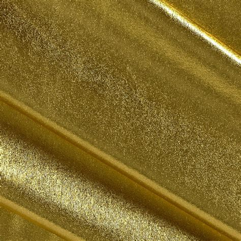 stretch foil lamé fabric for cosplayers