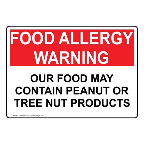 Food Allergy Warning Food Contain Peanut Or Tree Nut Sign. Atherosclerosis Signs. Right Turn Signs Of Stroke. Run Through Signs. Business Park Signs. Brain Aneurysm Signs Of Stroke. Mild Pneumonia Signs. Differential Diagnosis Signs Of Stroke. Water Conservation Signs Of Stroke