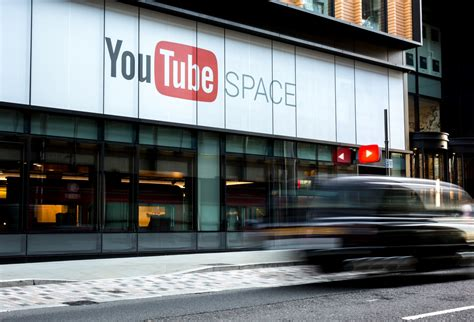 Youtube Space London Opens With 4k Cameras, Vr And More