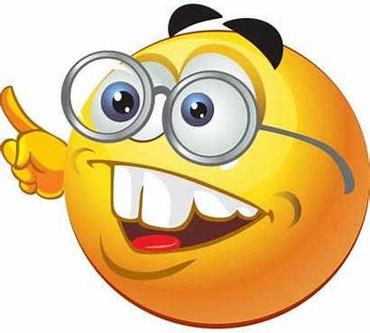Emoji Emojis Smiley Glasses Teacher Emoticons Symbols