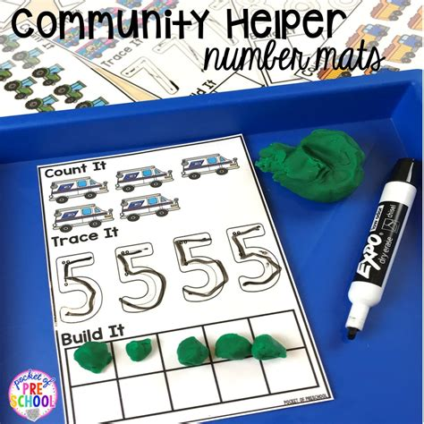 community helpers activities and centers for preschool and 903 | Slide9
