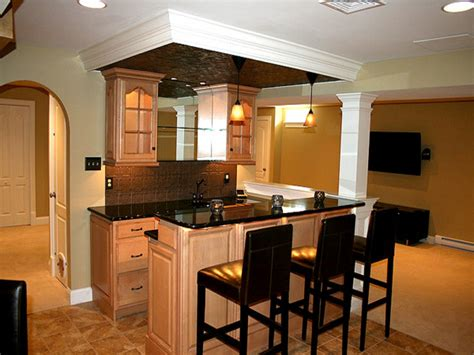 Small Basement Kitchen Bar Ideas — Cookwithalocal Home And