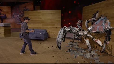 hololens microsoft mixed reality games game project ray xbox gets