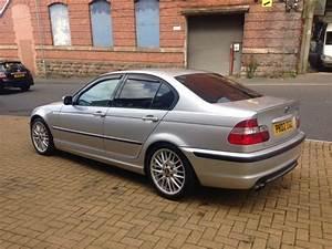 Bmw 330i E46 : 2002 bmw e46 330i m sport saloon silver rare smg gearbox model in failsworth manchester ~ Medecine-chirurgie-esthetiques.com Avis de Voitures