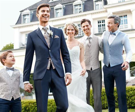 hochzeitsanzug accessoires fuer den braeutigam mode