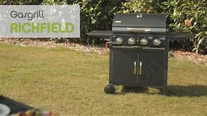 Tepro Garten Gmbh : tepro gasgrill richfield youtube ~ Watch28wear.com Haus und Dekorationen