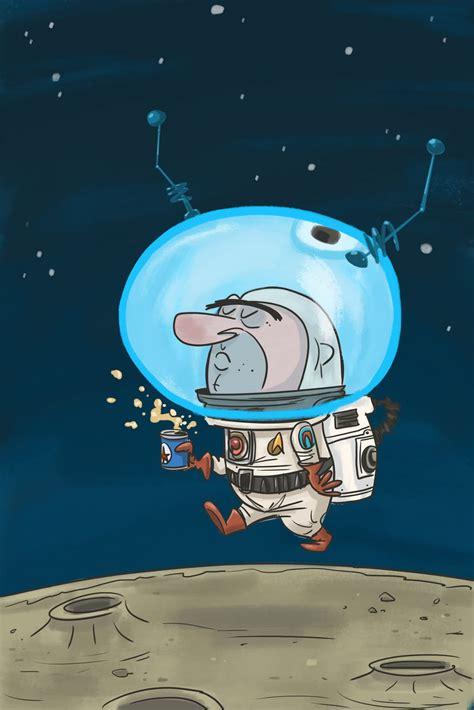 One Blog Please The Art Of Pat Pakula Spaceman