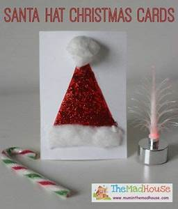 137 best Christmas Cards Kids Can Make images on