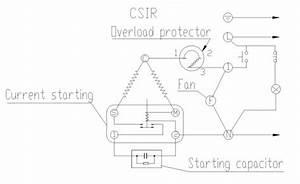 Hermetic Compressor Wiring Diagram Embraco  U2013 Car Wiring