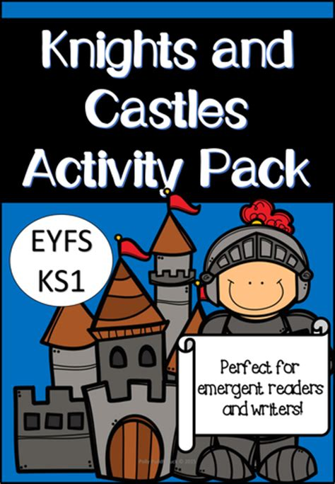 Knights And Castles For Eyfs And Ks1 By Pollypuddleduck  Teaching Resources Tes